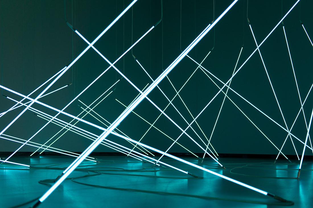 Catch these impressive collaborative installations