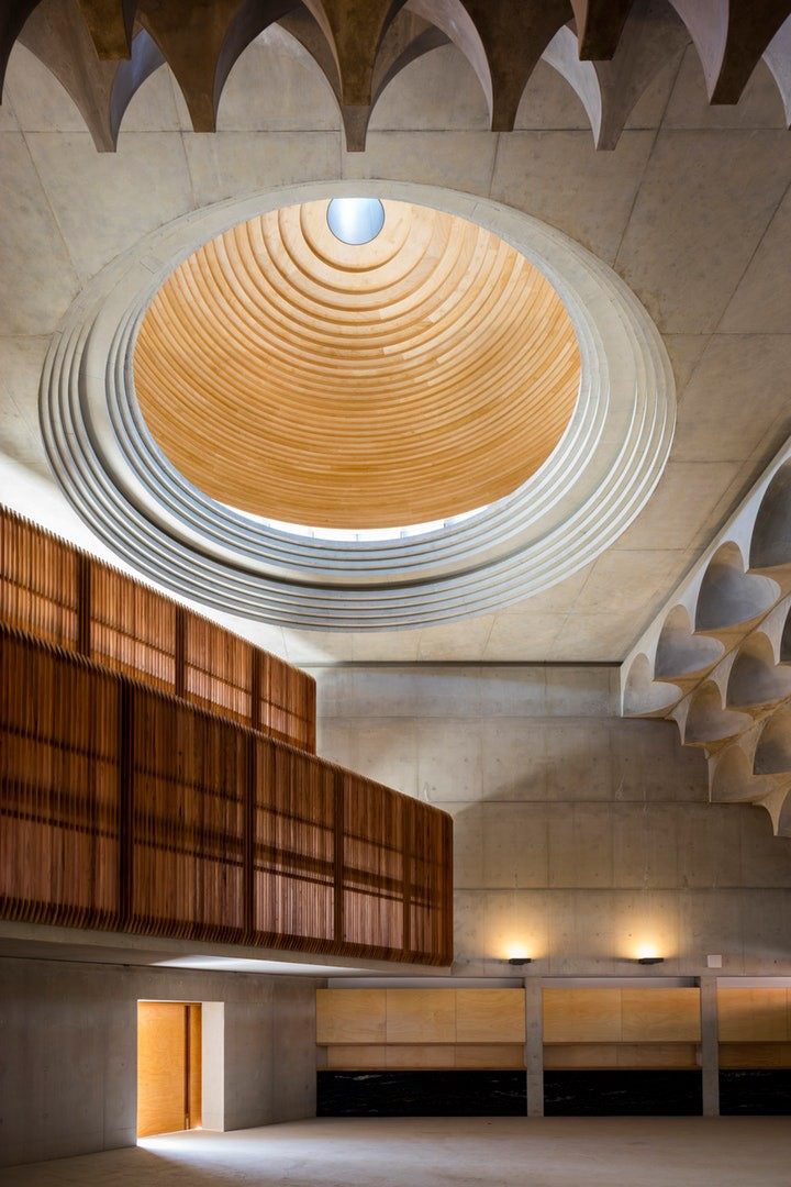 Punchbowl Mosque by Candalepas Associates. Photo by Brett Boardman.