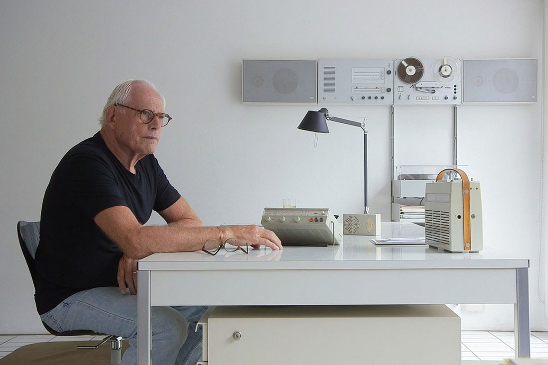 a new documentary on the life of dieter rams indesignlive. Black Bedroom Furniture Sets. Home Design Ideas
