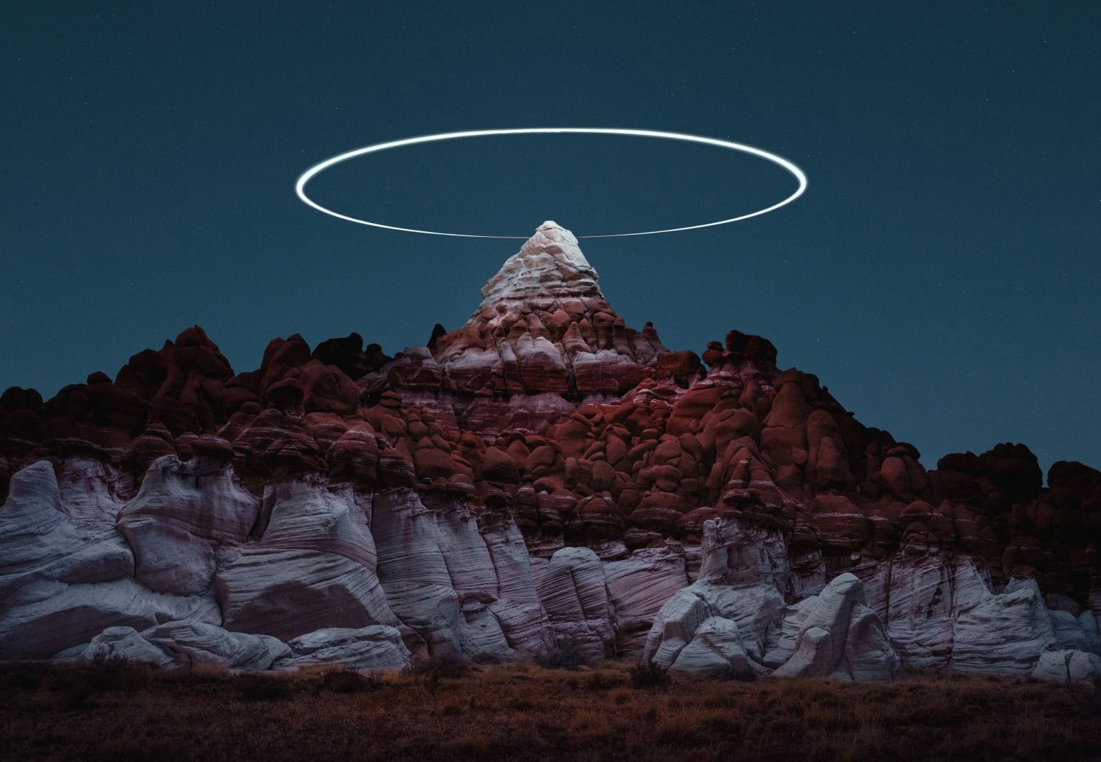 'Lux Noctis' by Reuben Wu.