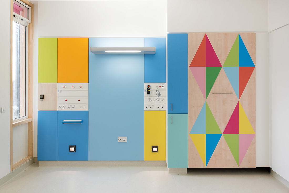 Design Is The Best Medicine Sheffield Children S Hospital Architecture Design
