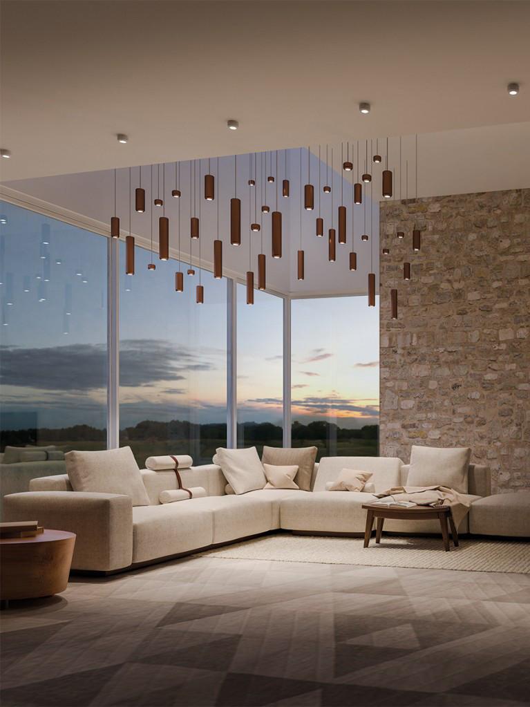 Indesign In Focus: Minimal ambient lighting   Architecture & Design