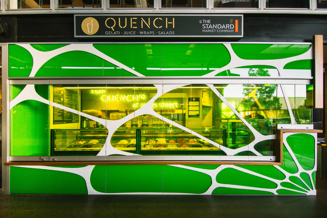 quench fortitude valley