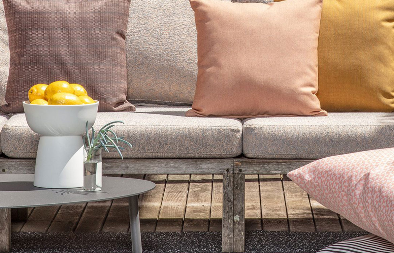 Bliss Outdoor Cushion Detail