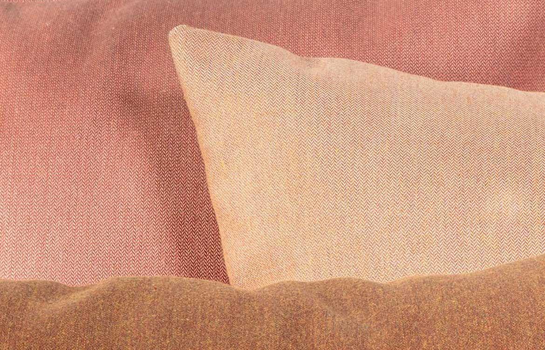 Bliss Cushion Close Up
