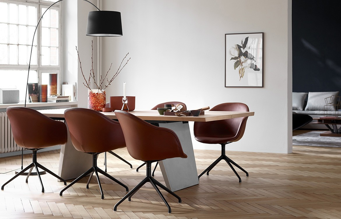 boconcept adelaide dining chair indesignlive collection. Black Bedroom Furniture Sets. Home Design Ideas