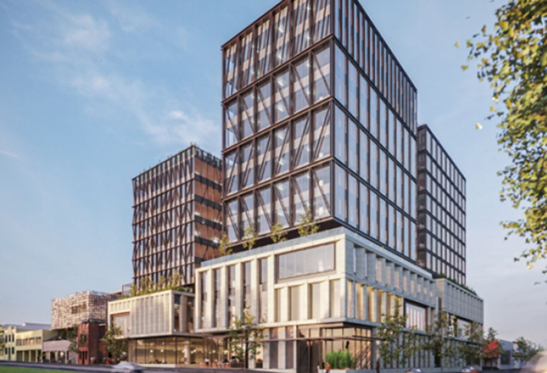 Bates Smart's $32m design of The Foundry