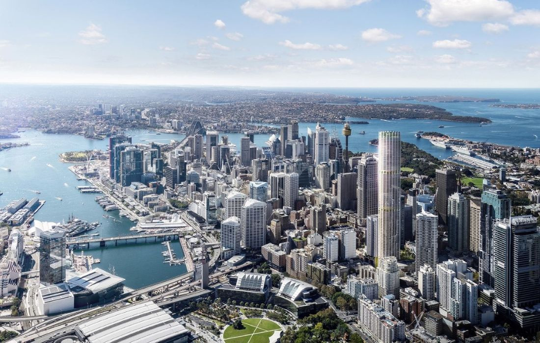 Sydney's tallest residential tower now has planning approval