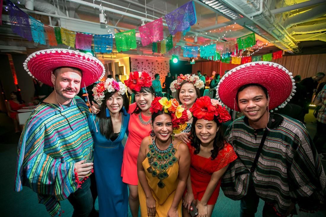 Zenith's First Anniversary Fiesta in Singapore