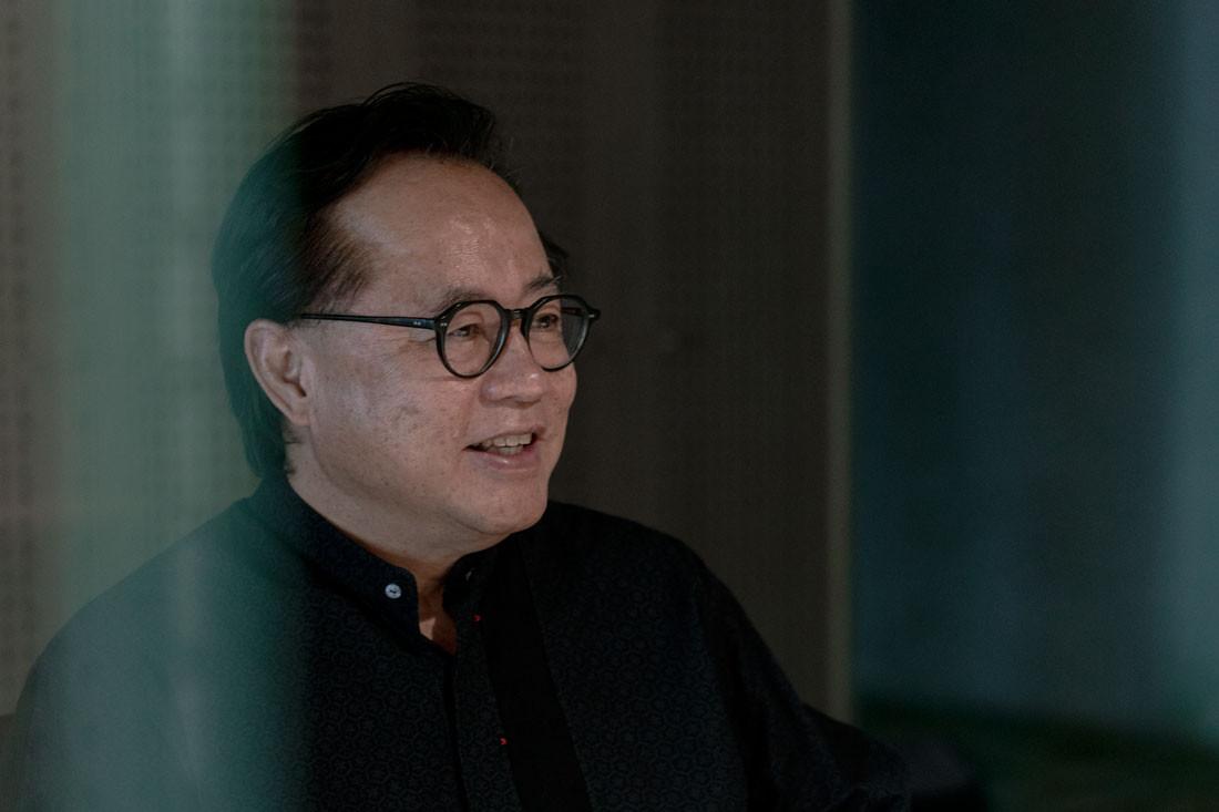 The storyteller: Budiman Hendropurnomo