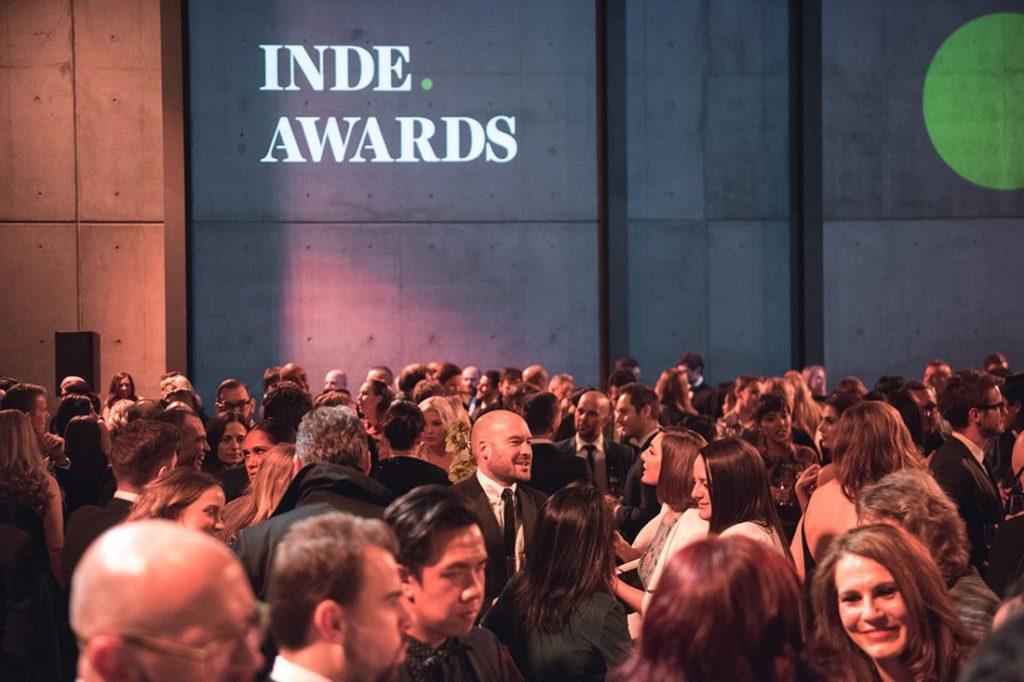 INDE.Awards coming back for 2018
