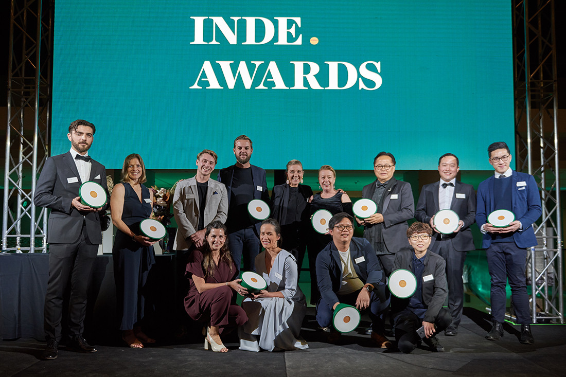 Jury advice for an INDE.Awards entry that hits the spot