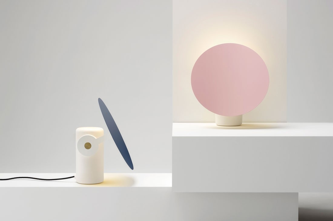 The Polar Desk Lamp by Ross Gardam (Melbourne) was shortlisted in The Object category in 2017