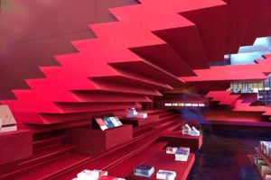 Mezzi Master Bookshop & Exhibit (Changsha) by One Plus Partnership was shortlisted in The Social Space category in 2017. This year, retail design is catered to in our new INDEs category The Shopping Space.