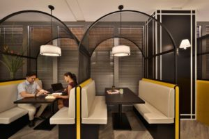 The Work Project by HASSELL - banquet seating