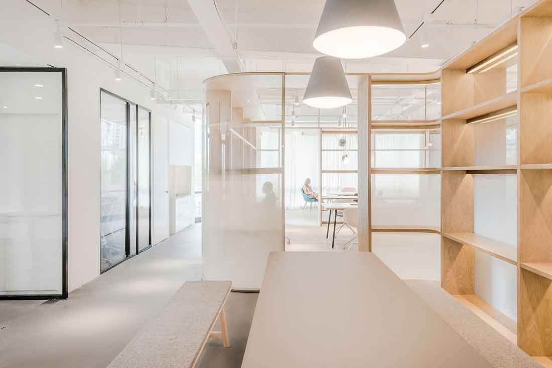 NIO Brand Creative Studio (Shanghai) by Linehouse was shortlisted in The Work Space category in 2017. This year, Linehouse have been nominated for The Prodigy award