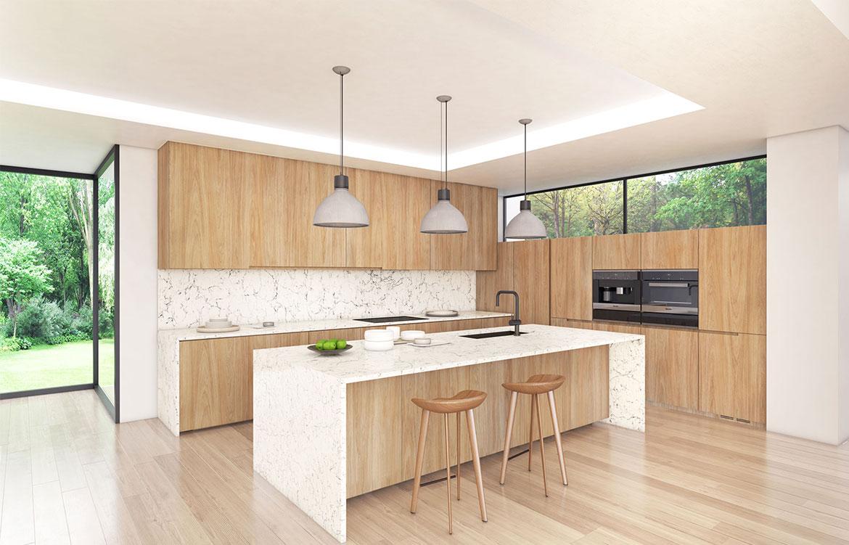 Woodmatt Melamine Doors And Panels Polytec